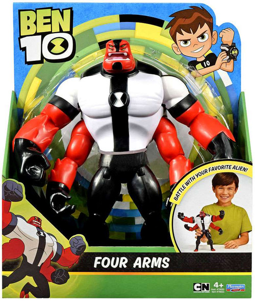 Ben 10 Giant Four Arms Action Figure