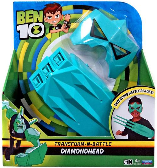 Ben 10 Transform-N-Battle Diamondhead Roleplay Set