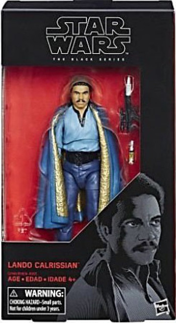 Star Wars The Empire Strikes Back Black Series Wave 22 Lando Calrissian Action Figure