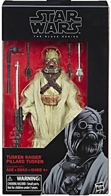 Star Wars A New Hope Black Series Wave 22 Tusken Raider Action Figure