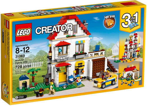 LEGO Creator Modular Family Villa Set #31069