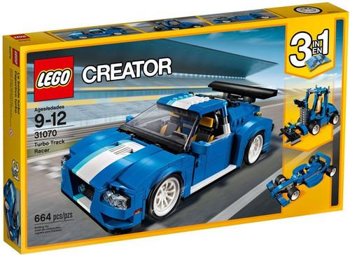 LEGO Creator Turbo Track Racer Set #31070