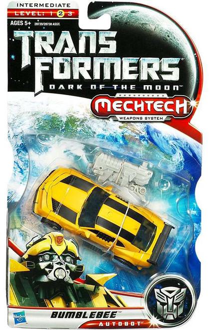 Transformers Dark of the Moon Mechtech Bumblebee Deluxe Action Figure [Damaged Package]
