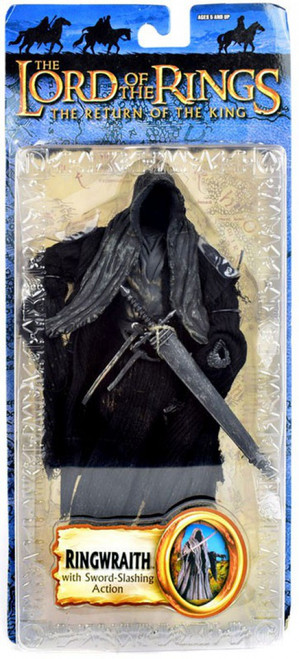 The Lord of the Rings The Return of the King Series 3 Ringwraith Action Figure