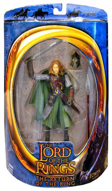 The Lord of the Rings The Return of the King Eowyn Action Figure [Armor]