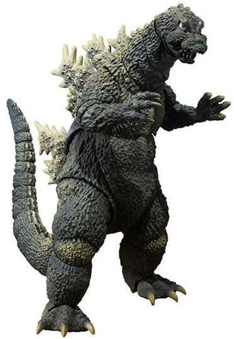 S.H. Monsterarts Godzilla 1964 Action Figure [Emergence of Godzilla, Damaged Package]