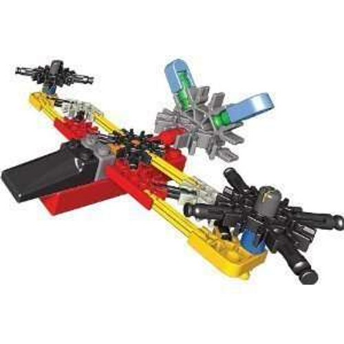 K'Nex Plane Intro Set #61014 [Damaged Package]