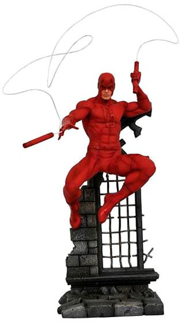 Marvel Gallery Daredevil PVC Figure Statue [Red Costume]