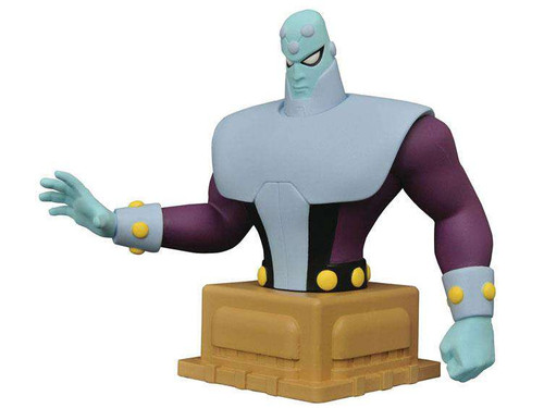 DC Superman Animated Brainiac 6-Inch Bust
