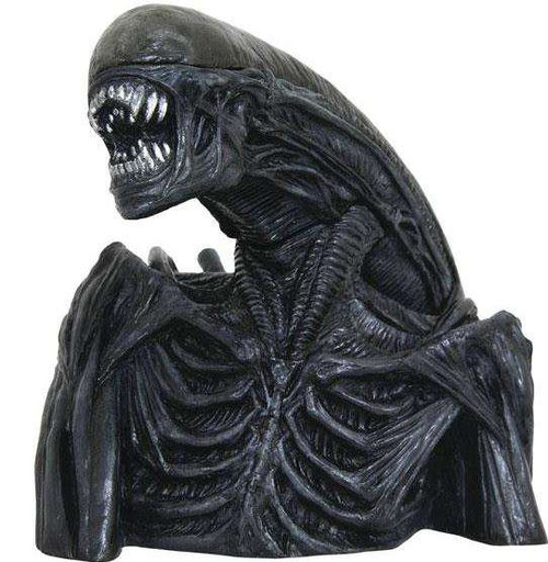 Alien Covenant Xenomorph Vinyl Bust Bank