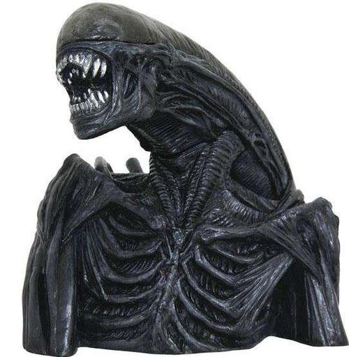 Alien Covenant Xenomorph Vinyl Bust Bank
