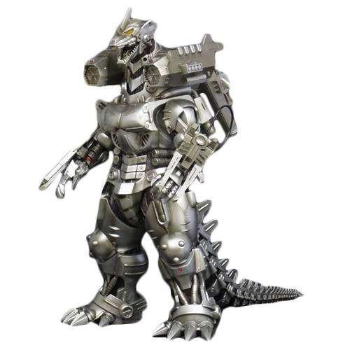 Godzilla 2003 Godzilla: Tokyo S.O.S. Mechagodzilla Exclusive 12-Inch Vinyl Figure