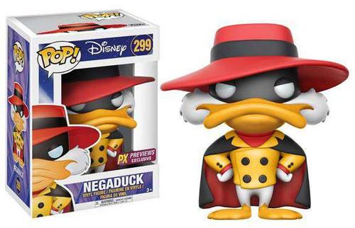 Funko Darkwing Duck POP! Disney Negaduck Exclusive Vinyl Figure #299