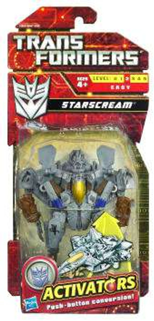 Transformers Activators Starscream Action Figure