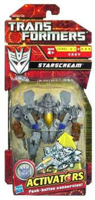 Transformers Activators Starscream Action Figure