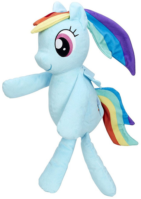 My Little Pony Huggable Rainbow Dash 22-Inch Plush