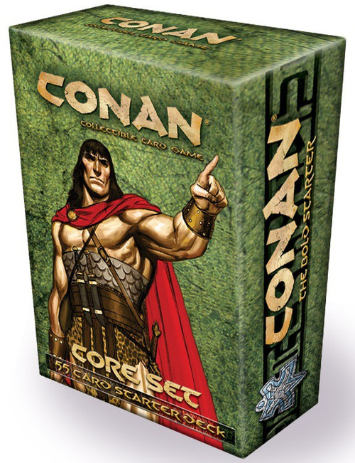 Collectible Card Game Conan the Bold Starter Deck