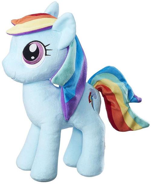 My Little Pony Cuddly Rainbow Dash 12-Inch Plush