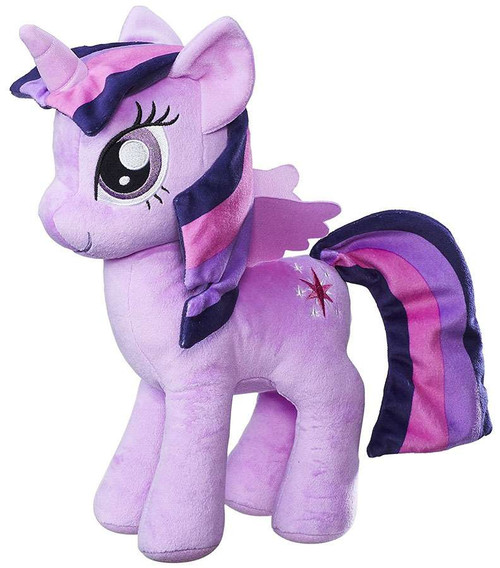My Little Pony Cuddly Twilight Sparkle 12-Inch Plush