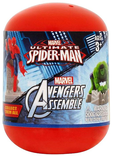 Marvel Ultimate Spider-Man / Avengers Assemble Mystery Pack