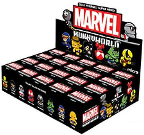 Marvel MunnyWorld Micro Munny Series 2 Mystery Box