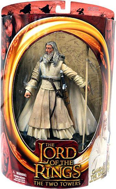 The Lord of the Rings The Two Towers Gandalf Action Figure [The White]