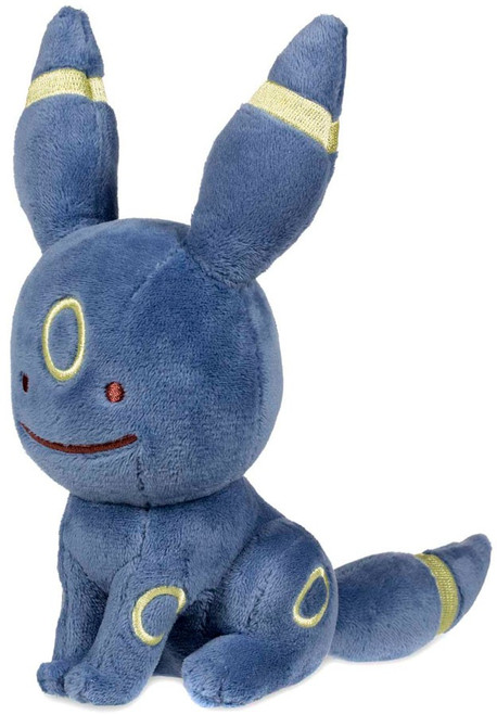 Pokemon Ditto as Umbreon Exclusive 7.5-Inch Plush