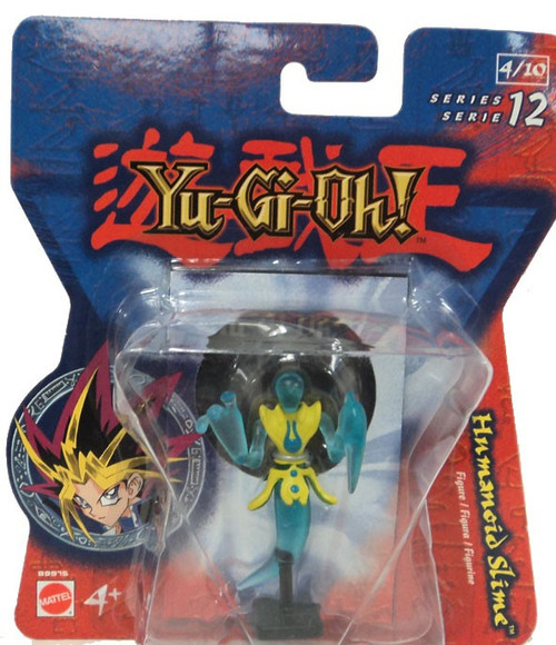 Serie 3 alle 10 Figuren!! Mattel Actionfigur Anime und Manga Neu OVP Yu-Gi-Oh