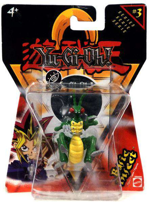 YuGiOh Series 9 Basic Insect 2 inch 2-Inch PVC Figure