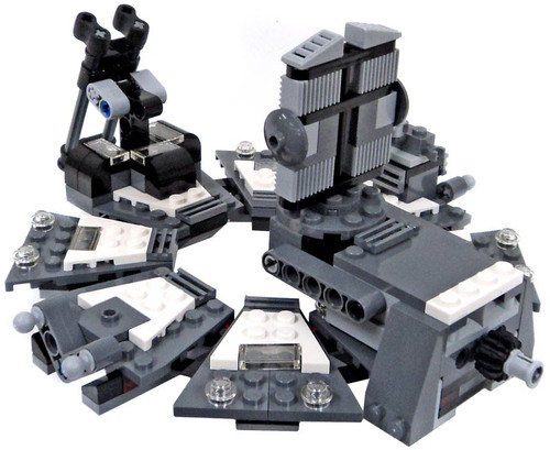 LEGO Star Wars Revenge of the Sith Transformation Chamber Set [Loose]