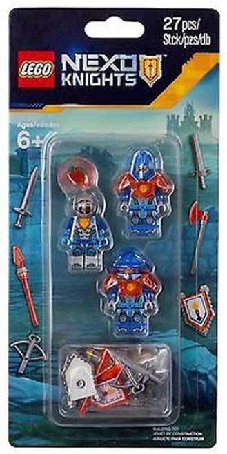 LEGO Nexo Knights Soldiers Accessory Set #853676