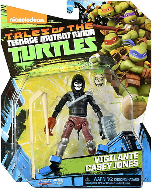Teenage Mutant Ninja Turtles Tales of the TMNT Vigilante Casey Jones Action Figure