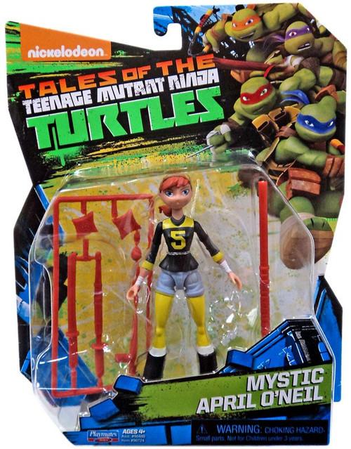 Teenage Mutant Ninja Turtles Tales of the TMNT Mystic April O'Neil Action Figure