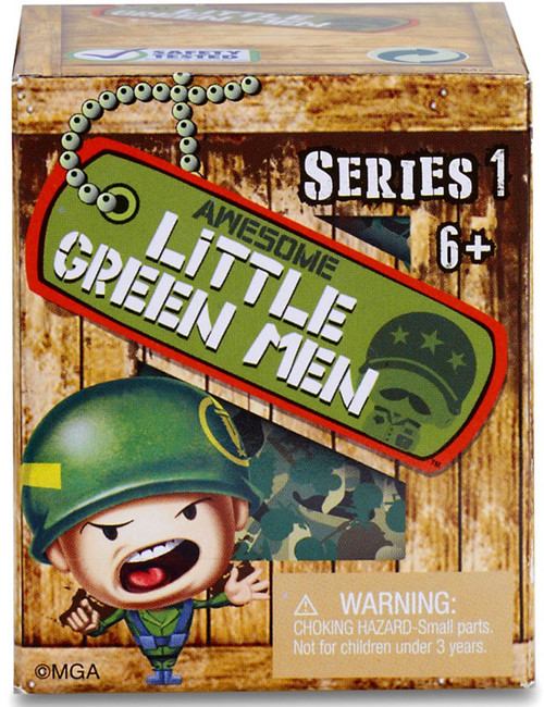 Awesome Little Green Men Series 1 Mystery Pack