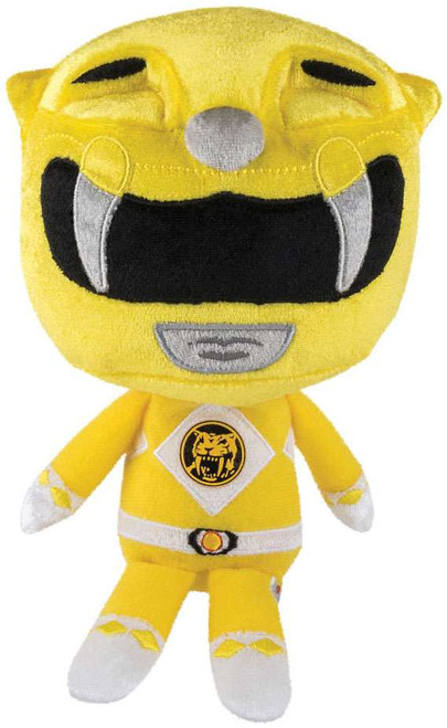 Funko Power Rangers Mighty Morphin Hero Yellow Ranger Plush