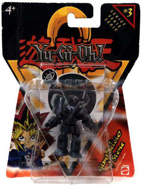 YuGiOh Series 3 Giant Soldier of Stone PVC Figure