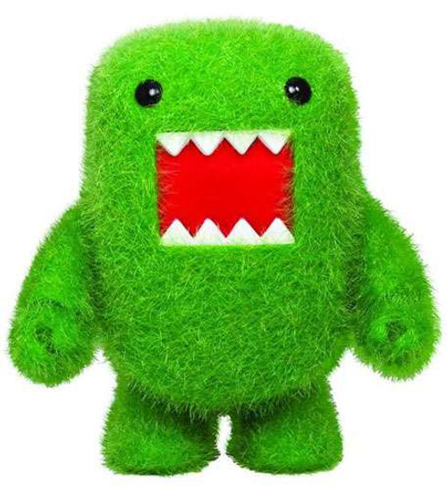 Domo Qee Love Green 7-Inch Figure [Limited Edition]