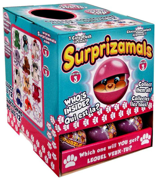 Surprizamals Series 3 Mystery Box [30 Packs]