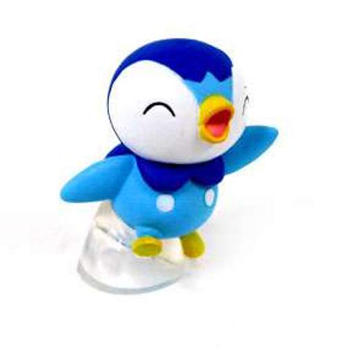 Pokemon Pikachu the Movie Japanese Piplup Micro Clipping Figure