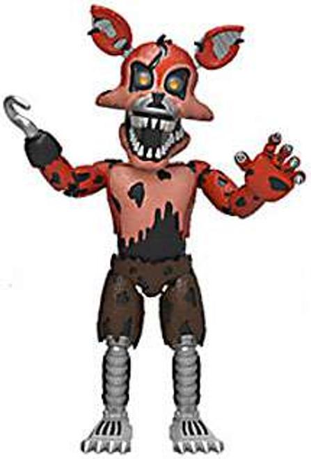 Funko Five Nights at Freddy's Nightmare Foxy 2-Inch Vinyl Mini Figure [Loose]