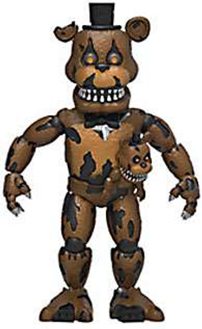 Funko Five Nights at Freddy's Nightmare Freddy 2-Inch Vinyl Mini Figure [Loose]