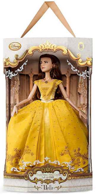 Disney Princess Beauty and the Beast Belle Exclusive 17-Inch Doll [Damaged Package]
