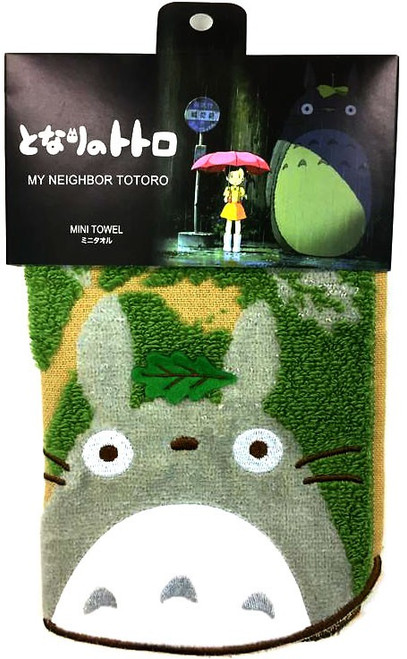 Studio Ghibli My Neighbor Totoro and Acorn Tree Towel