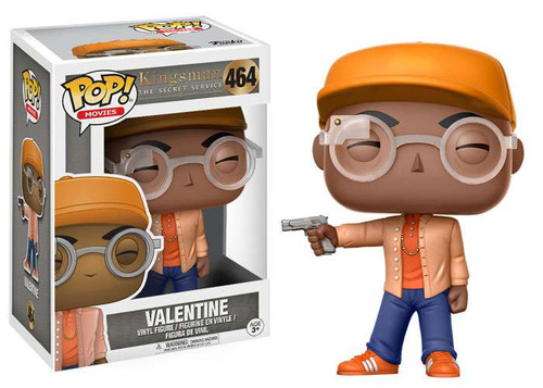 Funko Kingsman POP! Movies Valentine Vinyl Figure #464