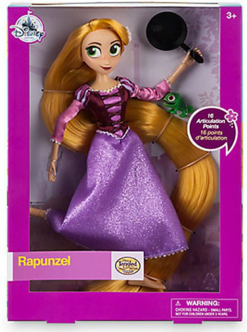Disney Princess Tangled The Series Rapunzel Adventure Doll Exclusive 10-Inch Classic Doll