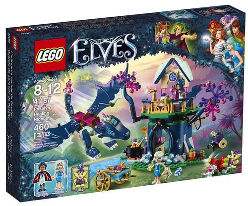 LEGO Elves Rosalyn's Healing Hideout Exclusive Set #41187