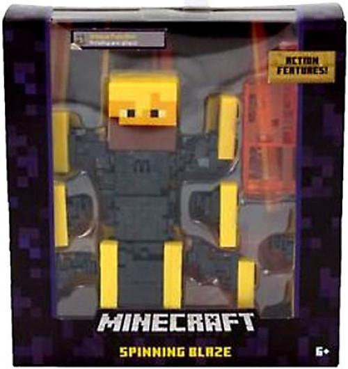 Minecraft Spinning Blaze 5'' Figure