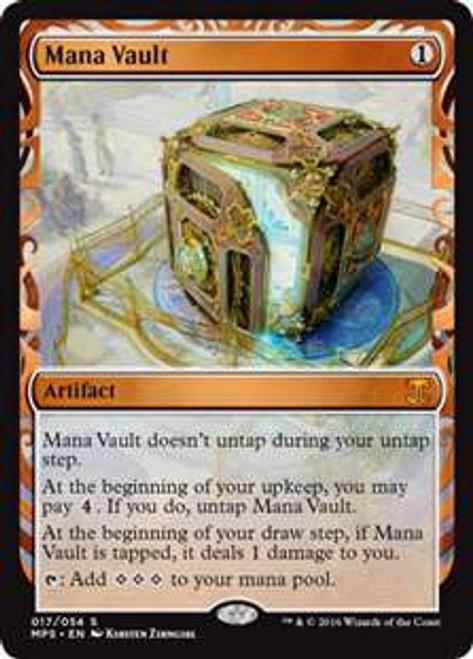 MtG Masterpiece Mana Vault #17 [Kaladesh Invention]