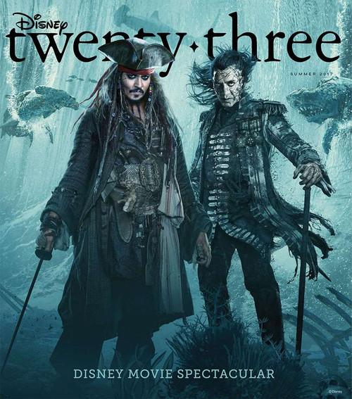 Disney Twenty Three Magazine [Disney Movie Spectacular]