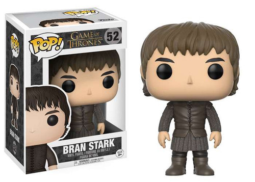 Funko Game of Thrones POP! TV Bran Stark Vinyl Figure #52